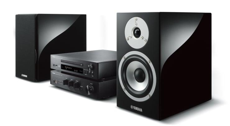 Yamaha PianoCraft MCR-N870 z system MusicCast, technologią Bluetooth i Wi-Fi