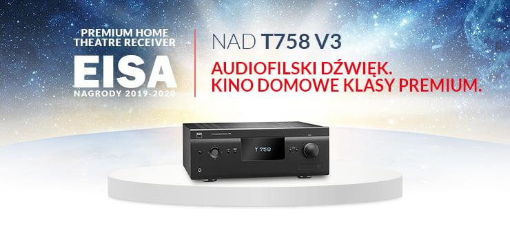 NAD T758 V3 EISA