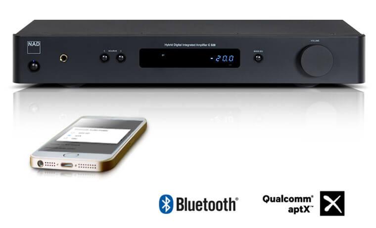 NAD C328 Bluetooth Qualcomm aptX