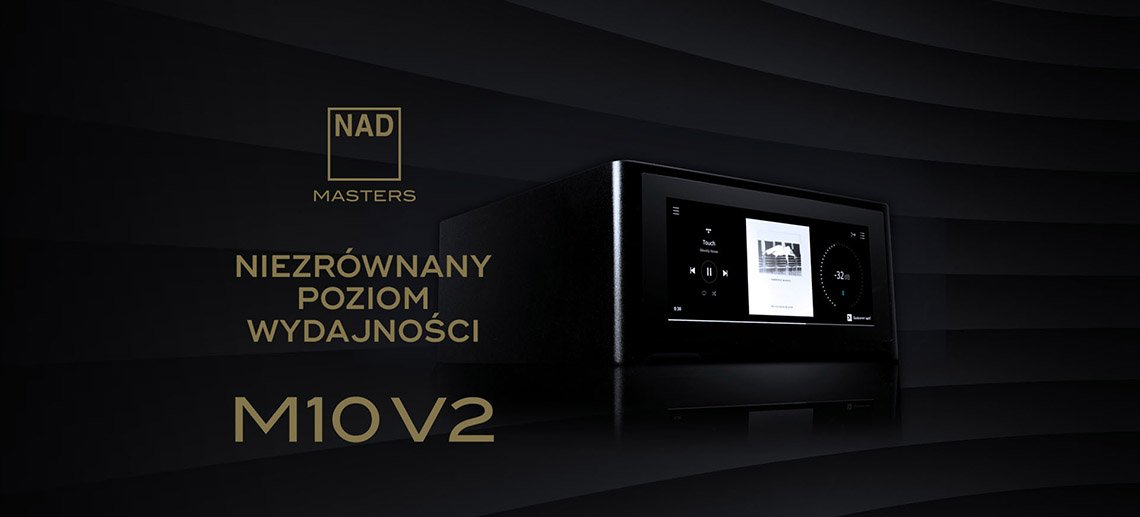 NAD M10 V2