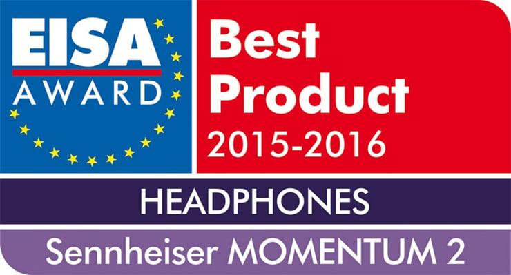 Nagroda EISA dla Momentum 2