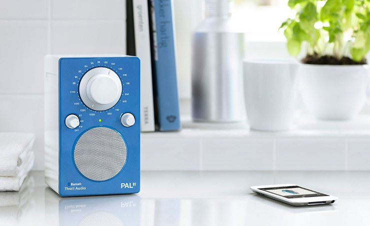 Radio FM z bluetooth Tivoli Audio PAL BT