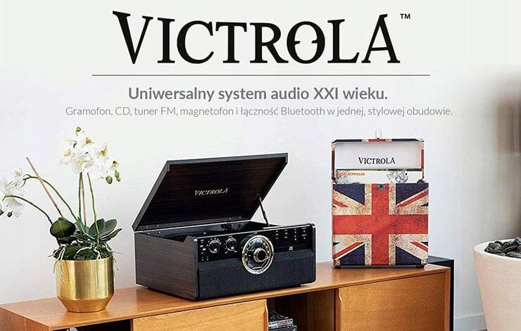 Victrola Vinyl Record Case UK