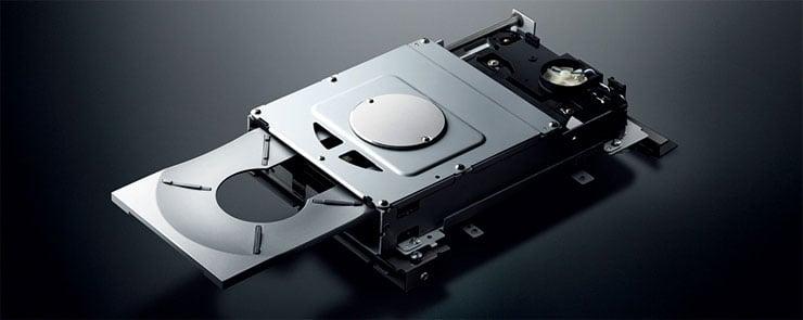Yamaha CD-S2100 precyzyjny napęd