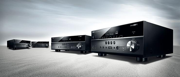 Yamaha MusicCast HTR-4071