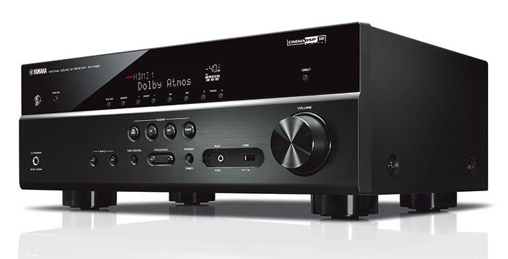 Yamaha MusicCast RX-V585