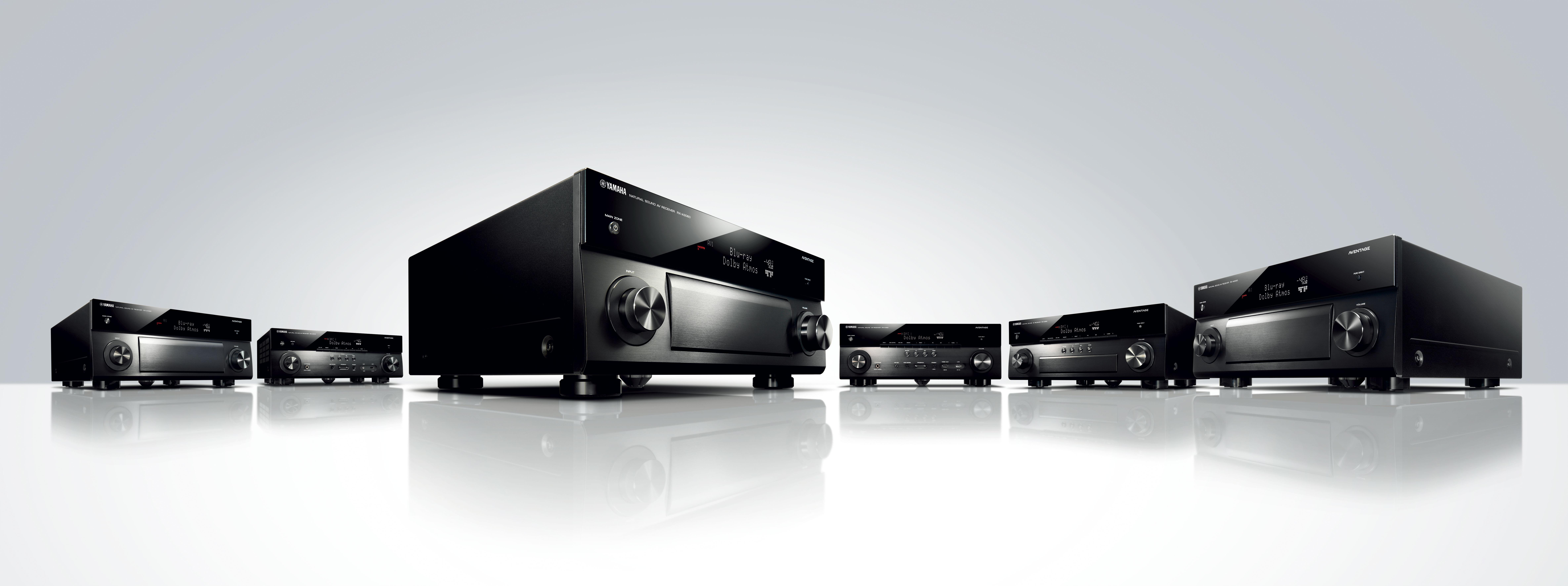 Yamaha MusicCast RX-A860