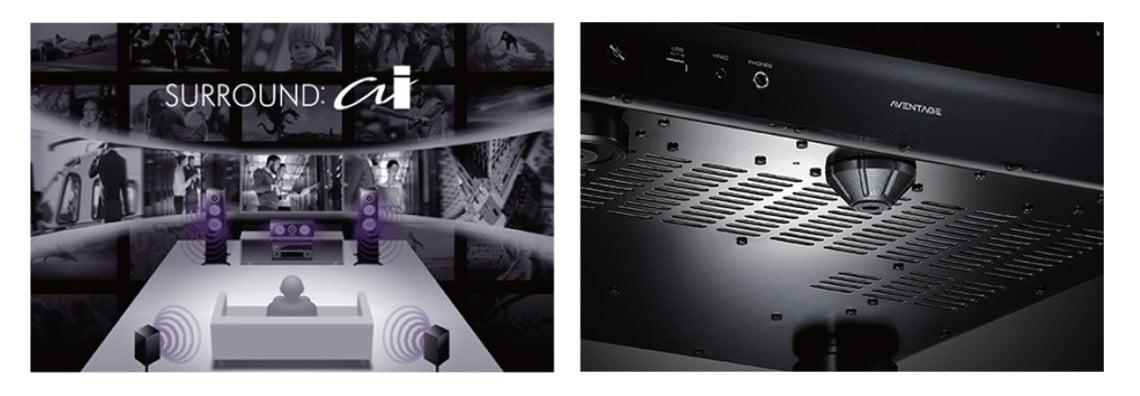 Yamaha RX-A4A - amplituner MusicCast