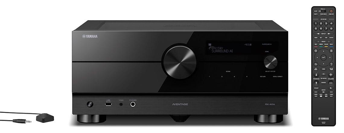 Yamaha RX-A6A - amplituner MusicCast