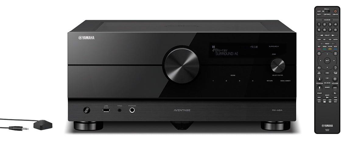 Yamaha RX-A8A - amplituner MusicCast