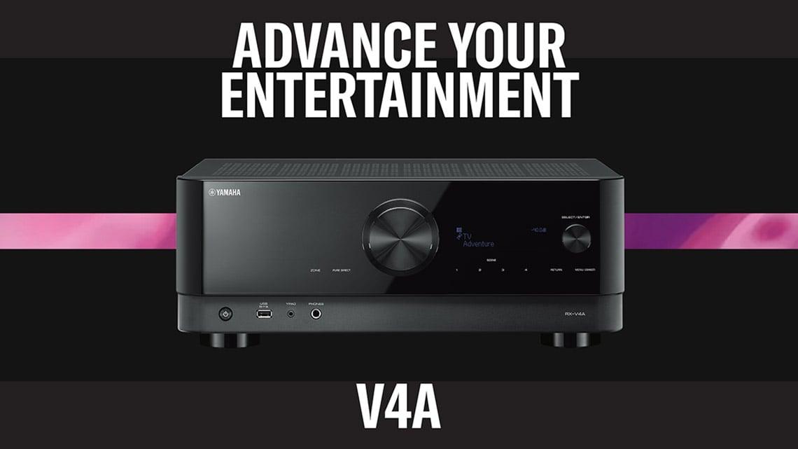 Yamaha RX-V4A