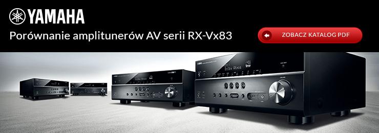 Porównianie serii RX-Vx83