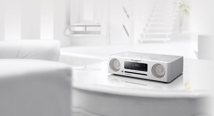 System mini, radio z usb, zestaw audio Yamaha TSX-b235