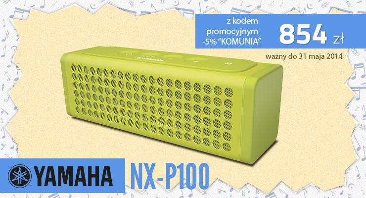Yamaha nx-p100 komunia prezent 2014