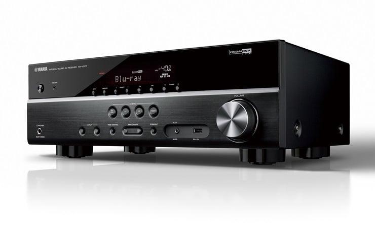Yamaha-RX-V377-black