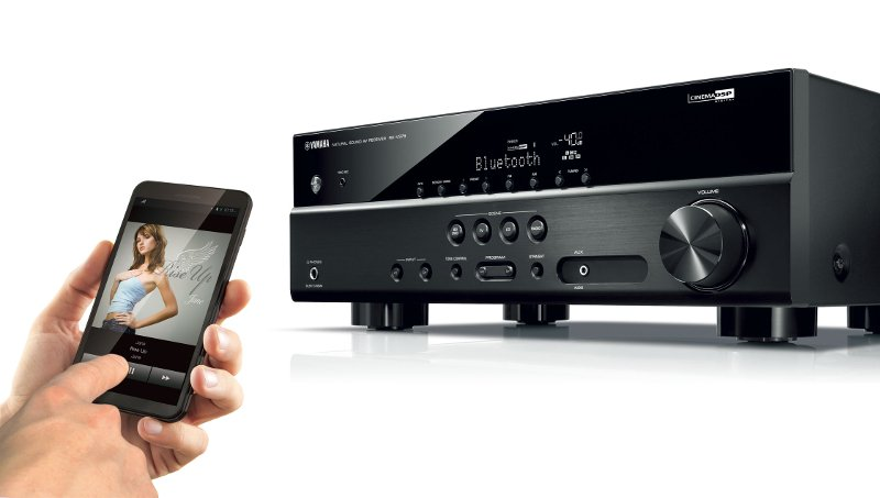 Sieciowy-Amplituner-AV-RX-V379-bluetooth-wi-fi-streaming