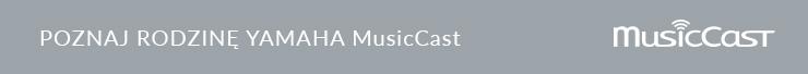 Poznaj rodzinę MusicCast