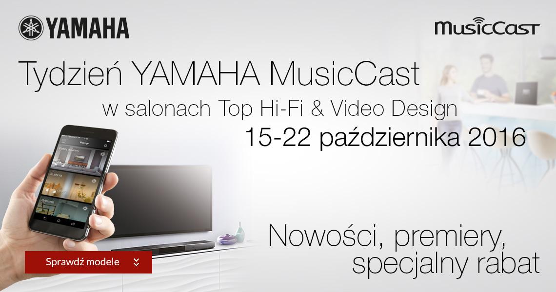 Tydzień MusicCast
