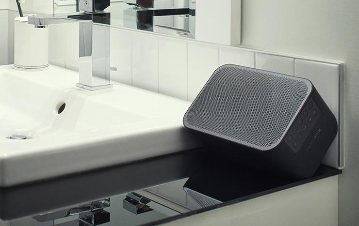Bezprzewodowy głośnik PULSE FLEX z Wi-Fi i Bluetooth