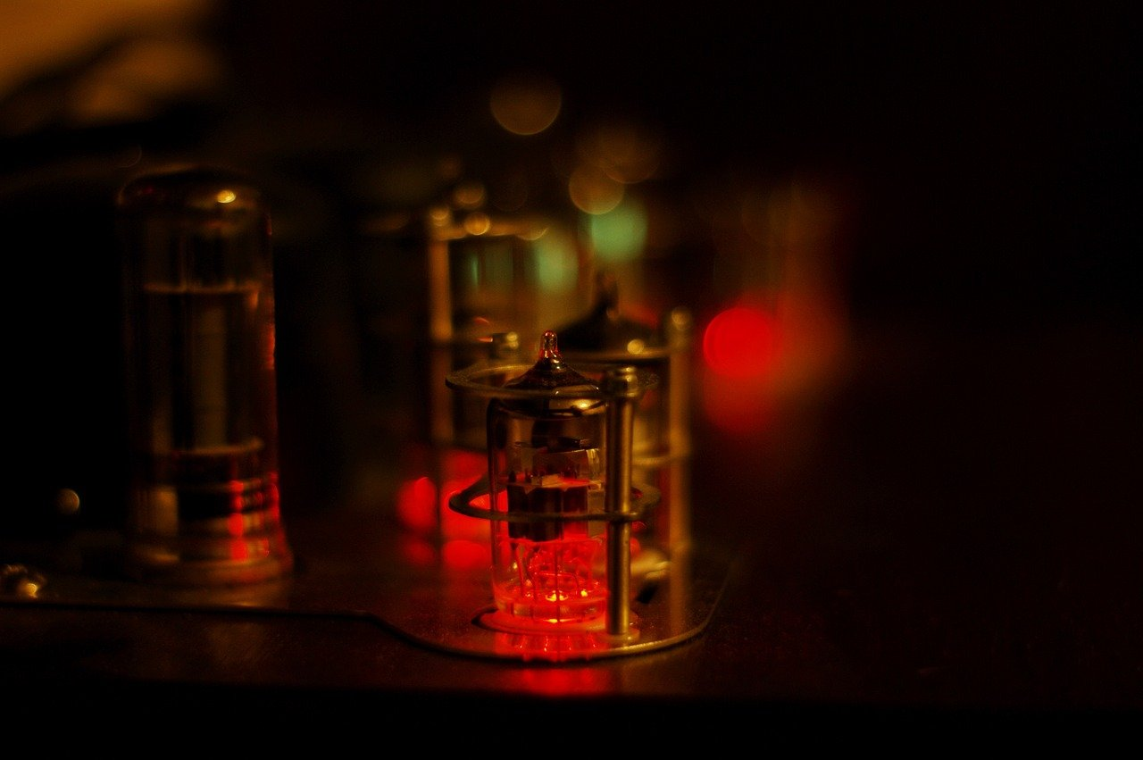 Piękna lampa milordzie