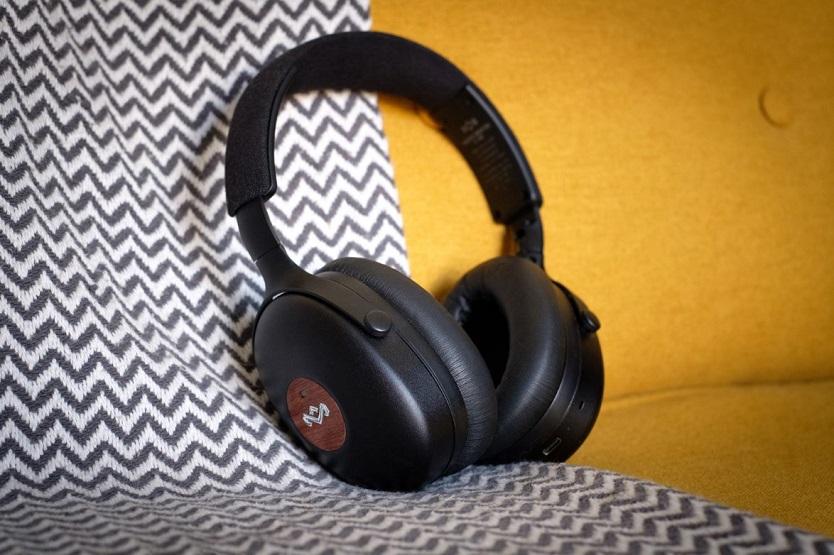Najnowsze słuchawki House of Marley – Positive Vibration XL ANC