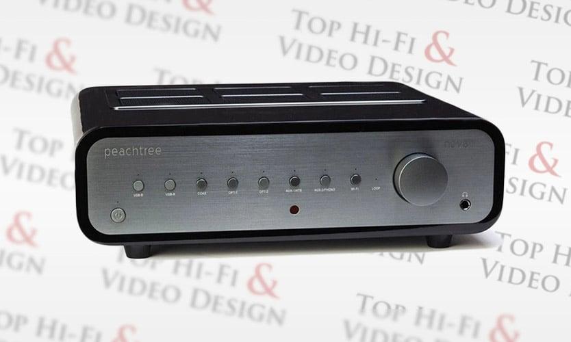 Peachtree Audio nova500 – imponująca moc w kompaktowej obudowie