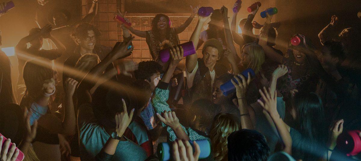 Megaboom party