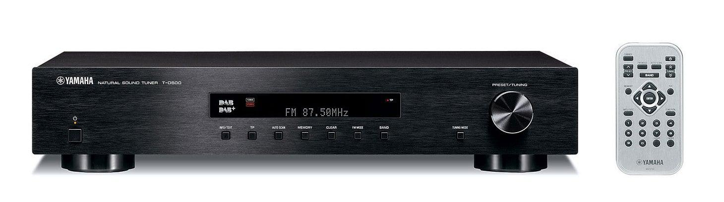 Tuner FM/DAB+ Yamaha T-D500