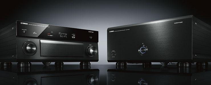 Procesor AV Yamaha CX-A5000