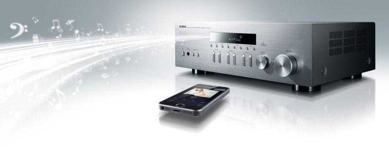 Amplituner Yamaha R-N301