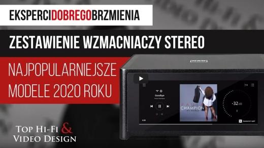 zestawienie wzmacniaczy stereo