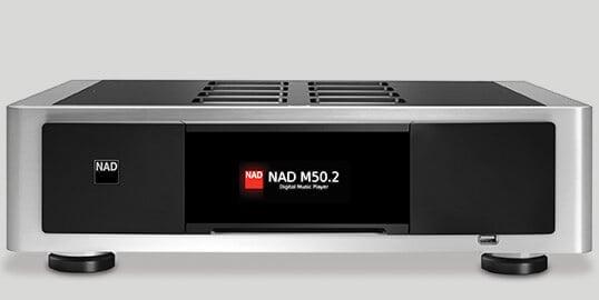 M50.2 Odtwarzacz multimedialny / Serwer muzyczny