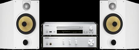 Zestaw mini stereo Bowers & Wilkins Yamaha