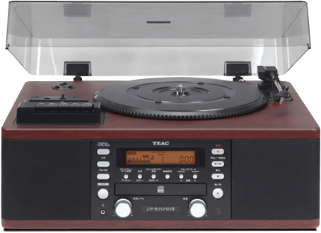 Gramofon TEAC LP-R550USB