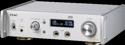 USB DAC ze wzmacniaczem słuchawkowym TEAC UD-503