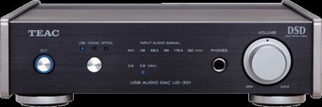 Przetwornik cyfrowo-analogowy TEAC UD-301