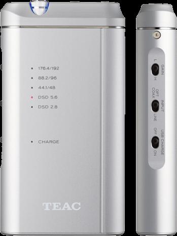 Wzmacniacz słuchawkowy TEAC HA-P5